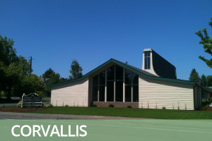 Grant Avenue Baptist Church - Corvallis 2
